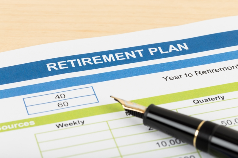 Only 1 in 5 of the country's self-employed have a retirement plan on paper.